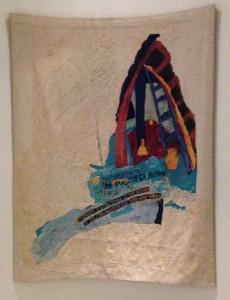 Cheverton Memorial Tapestry