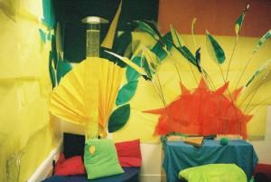 Quiet Room, Forthview Primary, Edinburgh.2007.